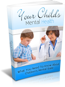 your child's mental health - what you need to know about children's mental state