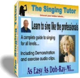 The Singing Tutor E-Book | eBooks | Music