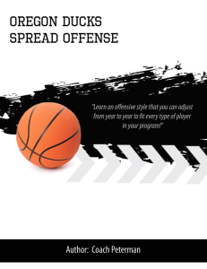 oregon ducks spread offense playbook
