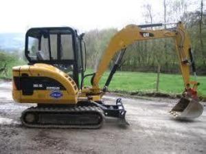 Caterpillar 302.5C Mini Hydraulic Excavator Service Repair Manual Sn - GBB1-Up | eBooks | Automotive