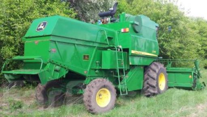 download john deere 4lz-6, 4lz-7 (c100) combines diagnostic, operation and test technical service manual (tm132619)