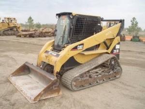 caterpillar 287b multi terrain loaders service manual