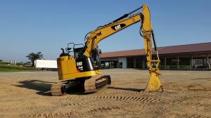 caterpillar 314e lcr excavator service manual
