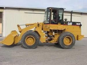 caterpillar 924f wheel loader service manual