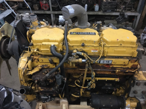 caterpillar c10, c12 engine service manual