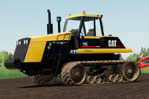 caterpillar 75c challenger 4kk service manual