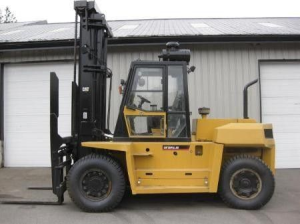 download john deere 2954d log loader technical service repair manual (tm10407)