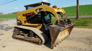 cat 267b multi terrain loader operation and maintenance manual