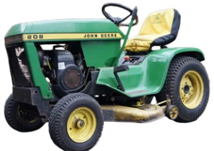 download john deere 200, 208, 210, 212, 214, 216 lawn and garden tractors technical service manual (sm2105)