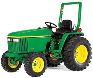 download john deere 3032e, 3036e, 3038e (sn.610000-) tractors diagnostic & service  technical repair manual (tm127919)