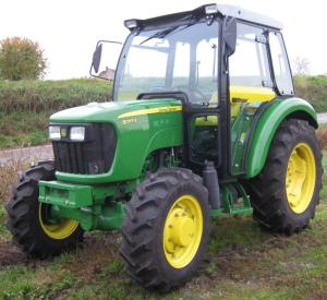 download john deere 5055e, 5065e & 5075e (europe) tractor technical service repair manual (tm901319)