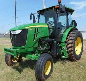 download john deere 6105d, 6115d, 6130d, 6140d tractor diagnostic, operation and test service manual (tm607319)