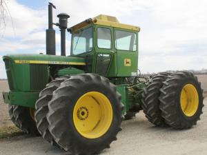 download john deere 7520 4wd articulated tractors technical service repair manual (tm1053)