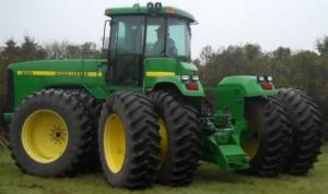 download john deere 9100, 9200, 9300, 9400 4wd tractors diagnostic, operation and test service manual (tm1624)
