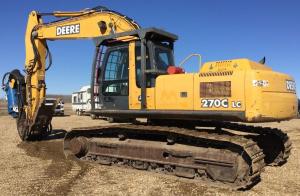 download john deere 270lc excavator diagnostic, operation and test service manual tm1667
