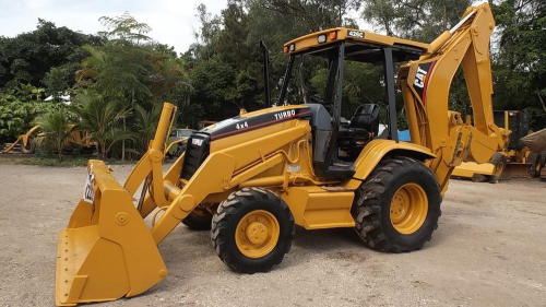 First Additional product image for - Download Caterpillar 416C BACKHOE LOADER 4ZN Service Repair Manual
