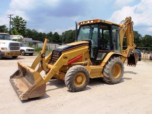 Download Caterpillar 416D BACKHOE LOADER CXP Service Repair Manual | eBooks | Automotive