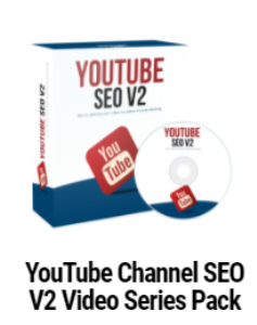 youtube channel seo v2 video series pack