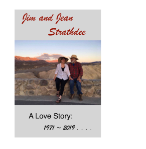 jim & jean strathdee ~ a love story
