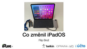 Co zmenil iPad OS | Movies and Videos | Educational