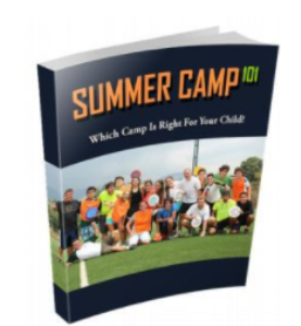 summer camp 101 - sending your child to summer camp