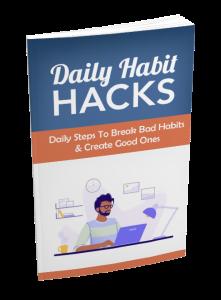 daily habit hacks  ebook