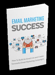 email marketing success  ebook