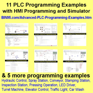 PLC Programming Examples - ST | Software | Training