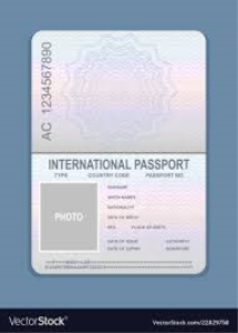 passport files