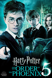 harry potter and the order of the phoenix-by stephen fry (uk version)