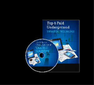Top 6 Paid Underground Traffic Sources Video Series Pack | Movies and Videos | Educational