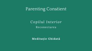 Copilul Interior | Audio Books | Meditation