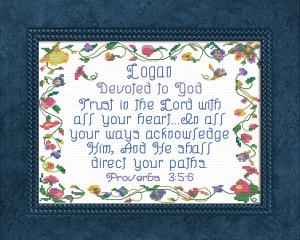 name blessings - logan 3