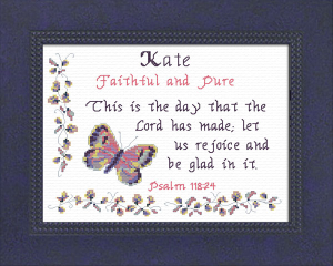 name blessings - kate 2