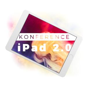 záznam prednášek konference ipad 2.0