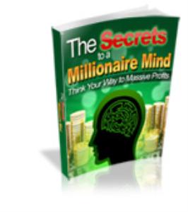 secrets to millionaire mind