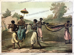 Different manners of transport in Congo, Gallo Gallina, 1819 | Photos and Images | Travel