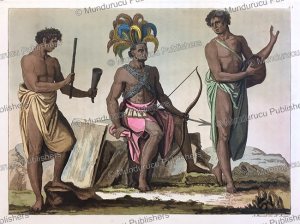 Soldiers of the king of Congo, Angelo Biasioli, 1819 | Photos and Images | Travel