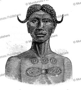 A warrior of Wangata, Congo, 1885 | Photos and Images | Travel
