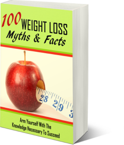 100 weight loss myths and facts