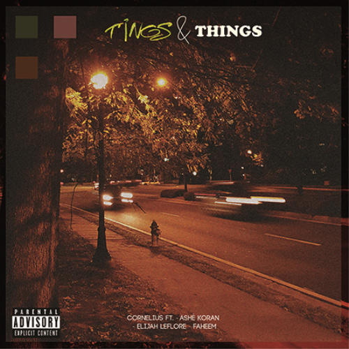 First Additional product image for - TINGS & THINGS ft Cornelius Plus, Elijah LeFlore, Faheem, Ashe Koran