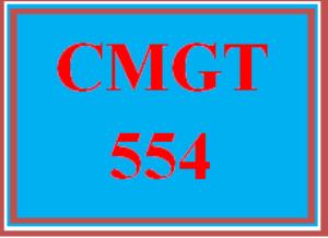 CMGT 554 Wk 2: International Plastics, Inc., Current Standards and Protocols | eBooks | Education