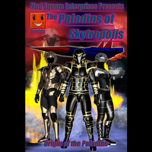 Paladins of Skytropolis - Volume One | eBooks | Comic Books