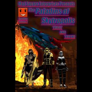 paladins of skytropolis - volume two