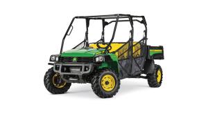 instant download john deere 855d xuv gator utility vehicle service repair technical manual tm107219
