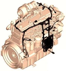 instant download john deere powertech 6090 engine lev. 14, fuel system w.denso common rail lev. 14 ecu service repair technical manual ctm385