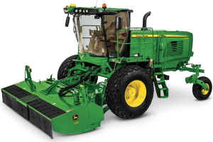 instant download john deere w235, w260 rotary self-propelled hay&forage windrower service repair manual (tm129519)
