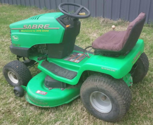 instant download john deere sabre 1438, 1542, 15542, 1642, 1646 (gs, hs, hv) lawn tractors () technical manual tmgx10238