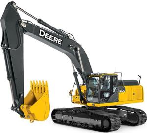 instant download john deere 380glc (t3/s3a) excavator diagnostic, operation and test manual (tm12572)