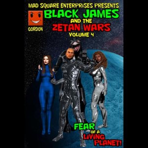 Black James and the Zetan Wars - Volume 4 | eBooks | Comic Books